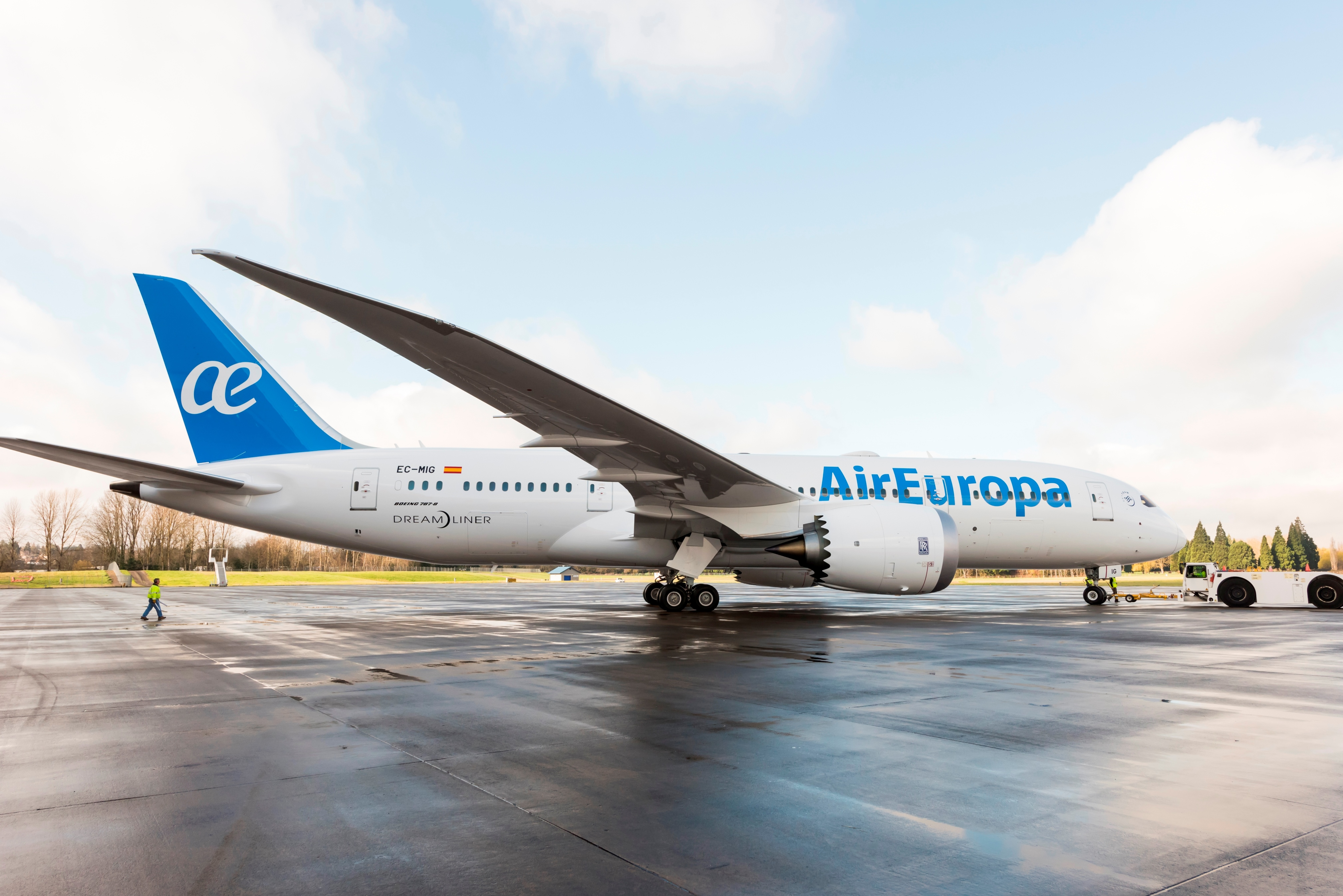 Appareil Boeing 787 Dreamliner